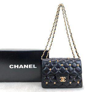 Chanel Mini Flap bag Lucky Charm 1,55 17x13cm